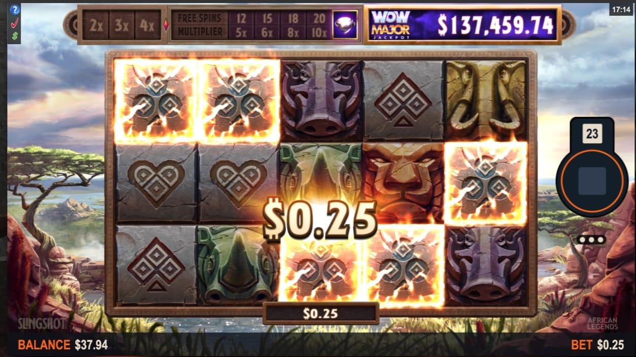 Free deposit online casino