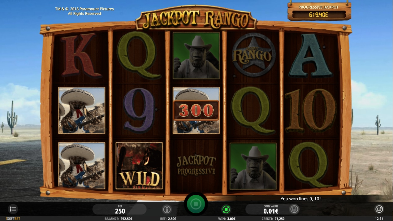 New free slot machines with free spins