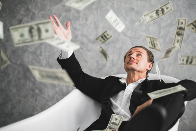 Ontario lottery millionaire image