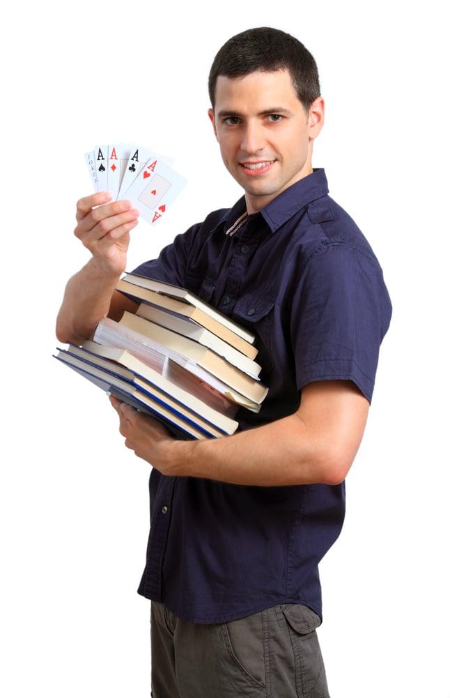 video poker books image