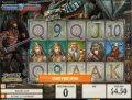 Beowulf Free Spins Menu Gameplay