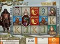 Beowulf Menu Screen