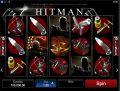 Hitman Title Menu