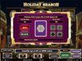 Holiday Season Gamble Feature