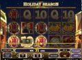 Holiday Season Low Paying Symbols