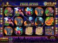 Lucky Witch Free Spins Game Mode